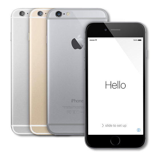 Apple iPhone 6 128GB Minor Scratches - Low Stock
