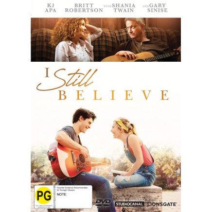 DVD I Still Believe [PG]