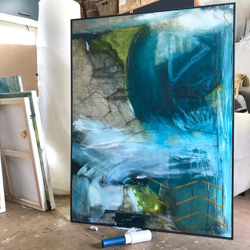 Passage in my studio