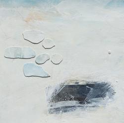 Pebbled shallows