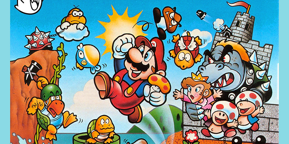 Nintendo Cosplay Party