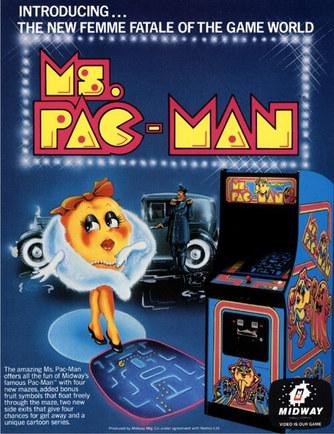 MS PAC - MAN