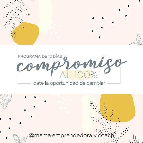 Programa 12 Días de Compromiso al 100%