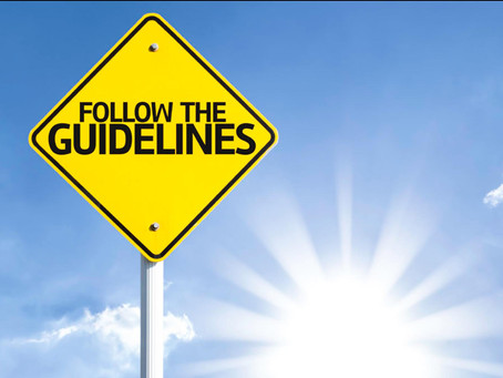End Time Prophecy Guidelines