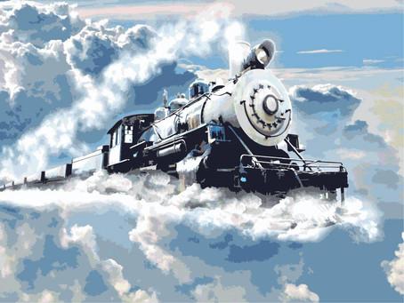 The Celestial Rail-Road