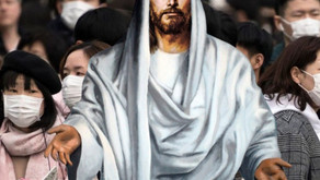 Jesus responds to the latest news