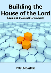 spiritual maturity, wisdom, equipping the saints