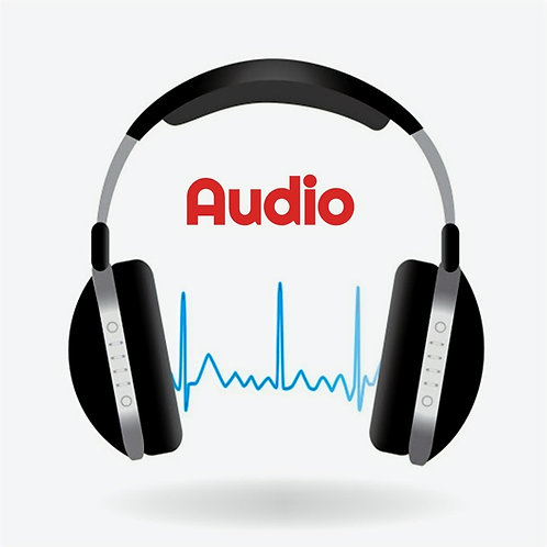 Audio no longer available - please go to YouTube page