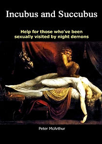 night demons, incubus, succubus, sexual attacks, sexual fantasy, help in christ, victory over evil spirits
