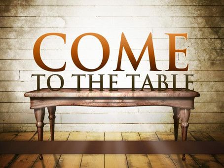 To Sit at God's Table