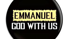 God wants our company