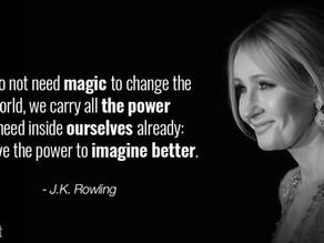 Happy Birth Day J.K. Rowling and Munshi Premchand