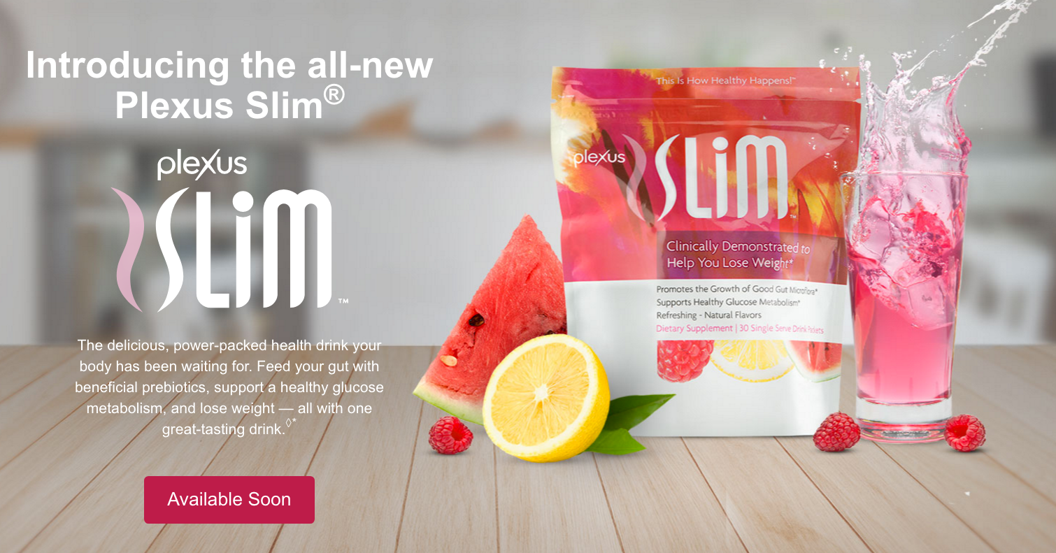 Ordering New Plexus Slim