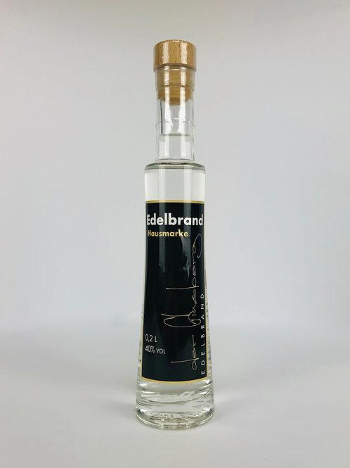 Edelbrand Hausmarke   0,2 l