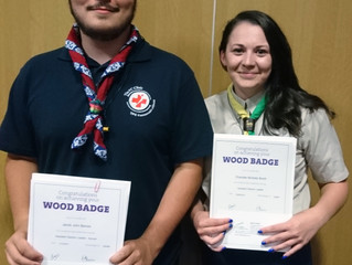 Wood Badge Awards