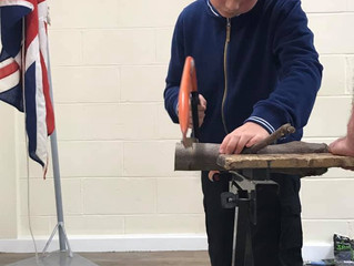 Axe and Saw Training