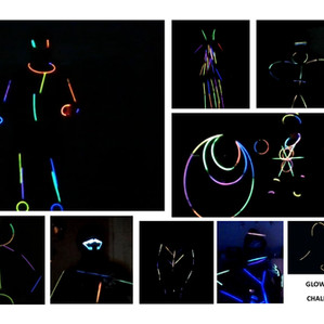 Glow Stick Challenge
