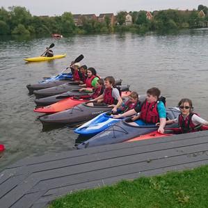 Kayaking Course Week Two