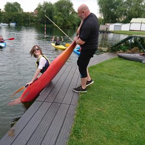 Kayaking Course Week One