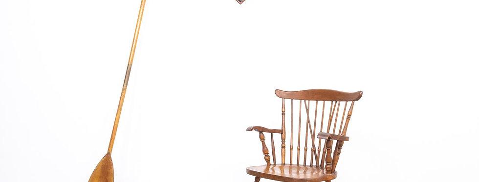 Antieke antique windsor chair stoel stoel country furniture Engels BritsSPRAGUE & CARLETON