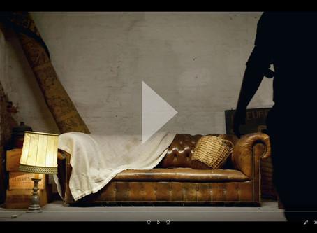 Chesterfield love, restauratie video
