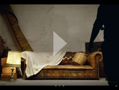 Chesterfield love, restauratie video