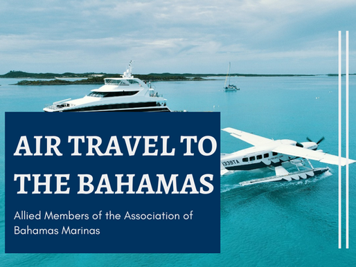 Flying To and Around The Bahamas Is Easier than Ever.