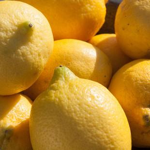 Product van maart: citroenschil.