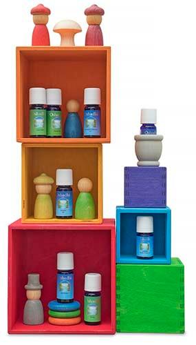 Een aroma voor elke kamer: leefruimte, kantoor, slaapkamer, wachtzaal, klaslokaal, chrèche,...