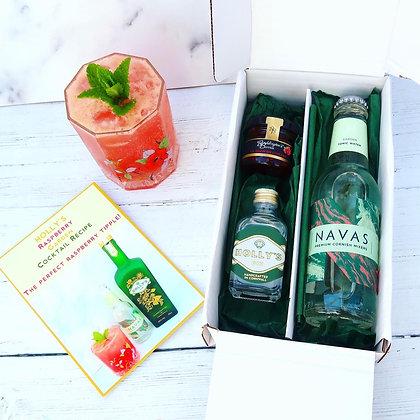 Holly's Raspberry Garden Cocktail Kit