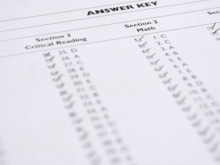 What does the cancellation of subject tests really mean?