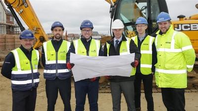 Castleoak creates £6.5 million care home development in Shinfield