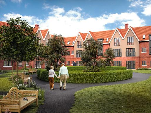Castleoak secures £13 million deal to deliver independent living apartments for Anchor