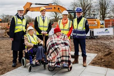 Whiteley Village Trust choose Castleoak for heritage project