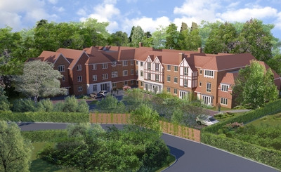 Castleoak and Birchgrove create second assisted living development in Woking