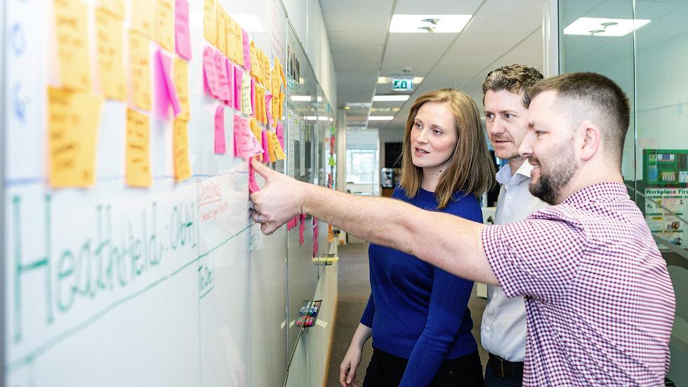 Castleoak - a values driven business