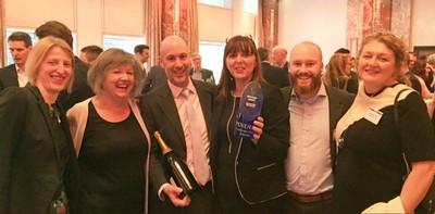 Abbeyfield Winnersh care home achieves Pinders Award 2017