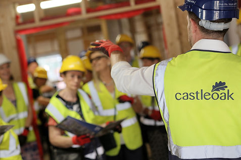 Castleoak - a values driven business