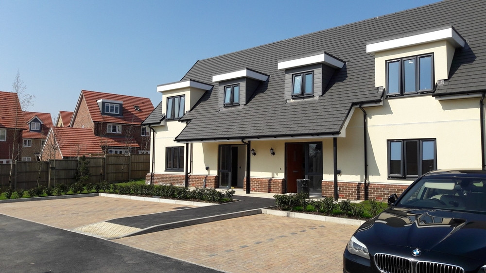 Debden Grange - a design and build project by Castleoak