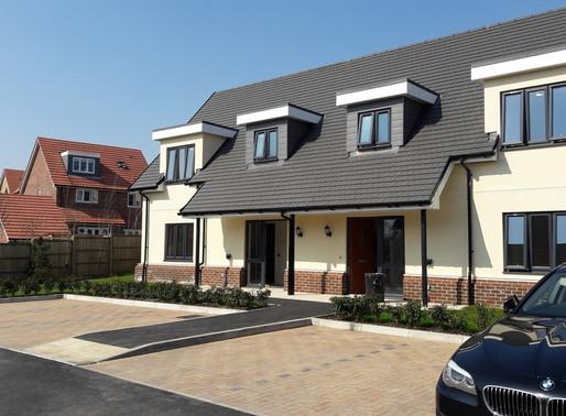 Debden Grange Retirement Village completed