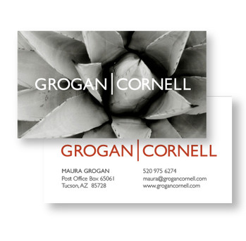 Business Cards | Grogan Cornell
