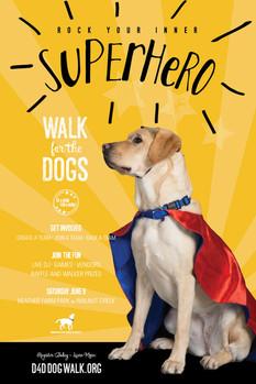 Poster | Dogs 4 Diabetics