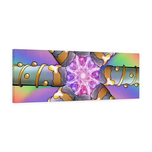 Rainbow Twax Joint Canvas