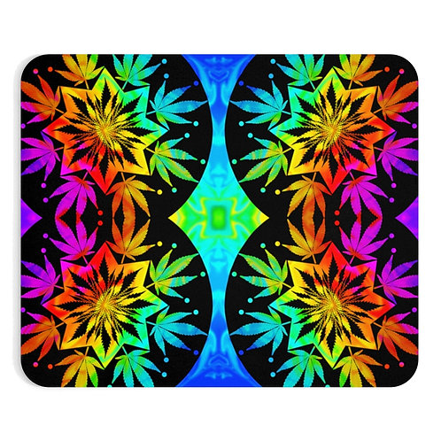 Rainbow Leaf Dabmat