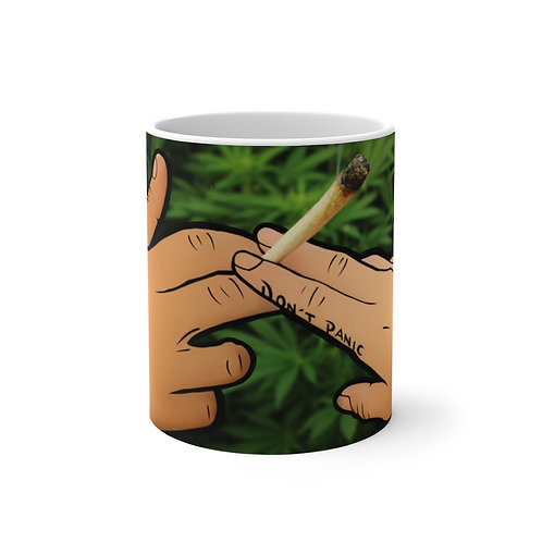 Pass It Color Changing Mug