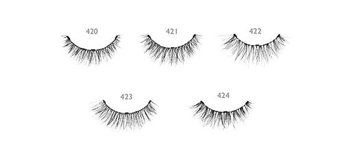 Ardell Magnetic Naked Lashes Styles