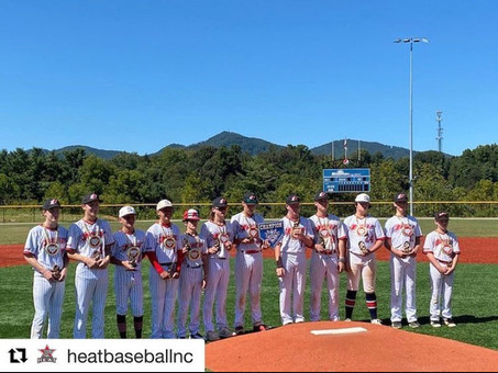 Congratulations to 5 Star Heat 14U - Hamrick for winning championship!!