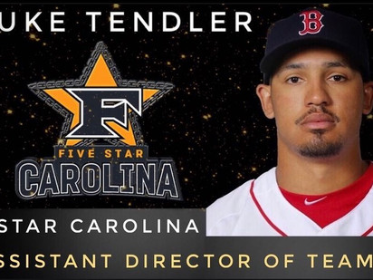 Luke Tendler named Assistant Director of Teams