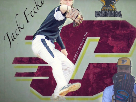 Jack Fecko signs to Central Michigan University