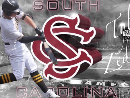 Tyler Zedalis signs to The University of South Carolina